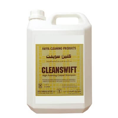 Cleanswift Fayfa Chemicals