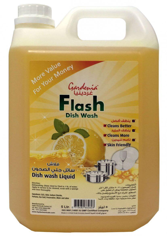 Sles Dishwashing Liquid